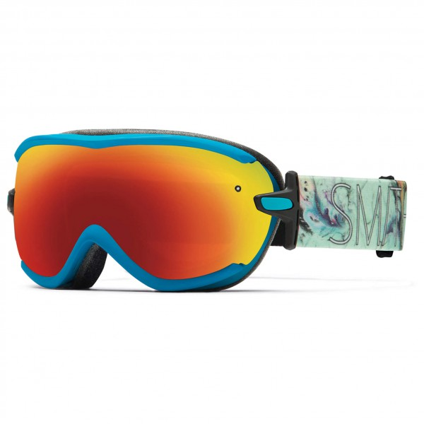Smith - Virtue Sph Red Sol-X Mirror - Masque de ski