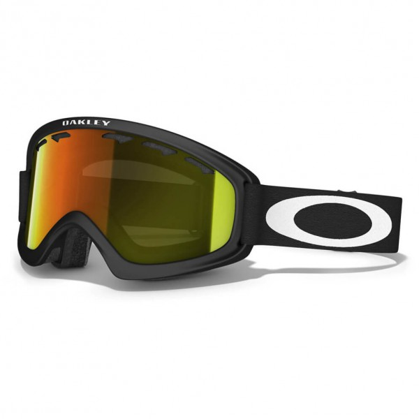 Oakley - 02 XS Fire Iridium - Masque de ski