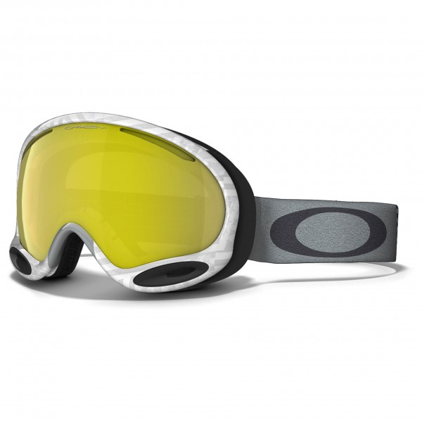 Oakley - Aframe 2.0 24K Iridium - Masque de ski