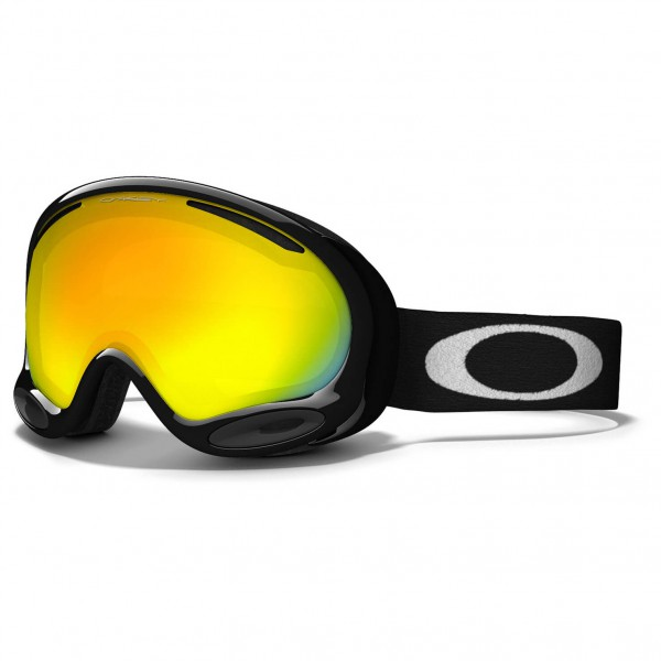 Oakley - Aframe 2.0 Fire Iridium - Skibril
