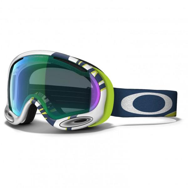 Oakley - Aframe 2.0 Jade Iridium - Masque de ski