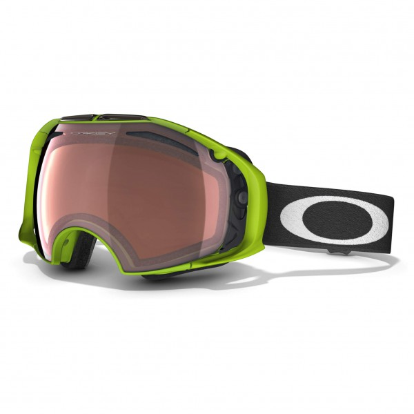 Oakley - Airbrake Prizm Rose & Black Iridium - Masque de ski
