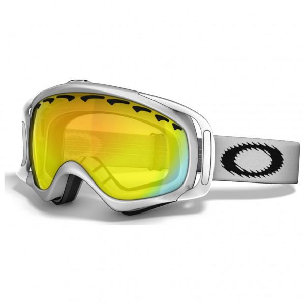 Oakley - Crowbar Fire Iridium - Skibril
