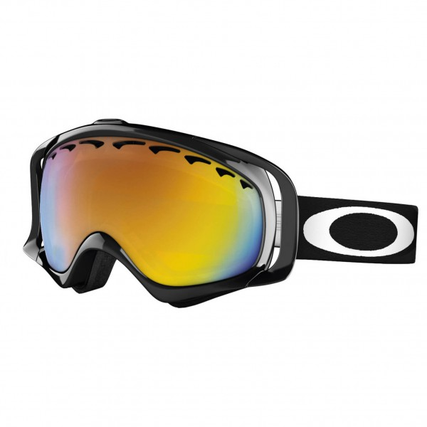 Oakley - Crowbar Fire Iridium - Skibril