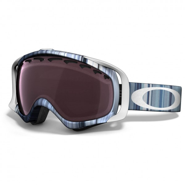 Oakley - Crowbar Prizm Black Iridium - Masque de ski