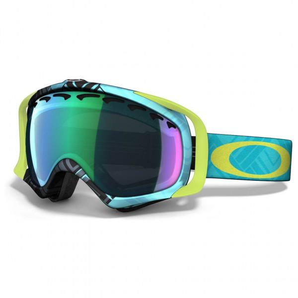 Oakley - Crowbar Prizm Jade Iridium - Ski goggles
