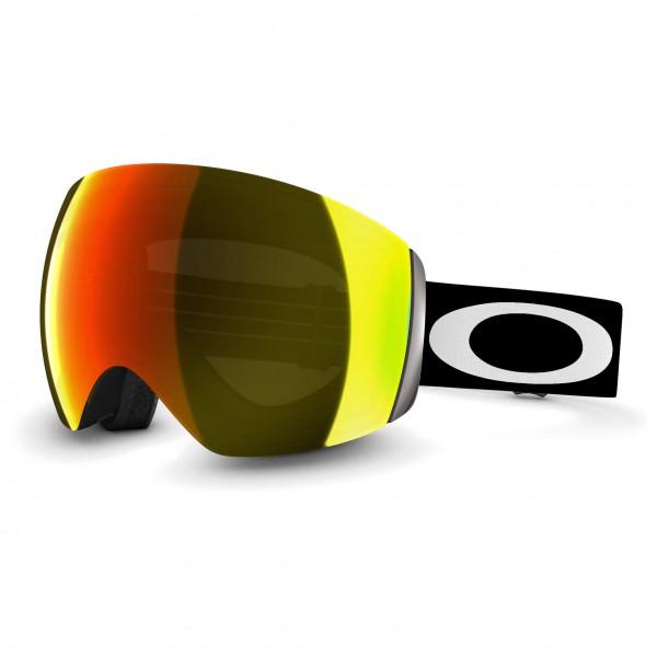 Oakley - Flight Deck Fire Iridium - Skibrille