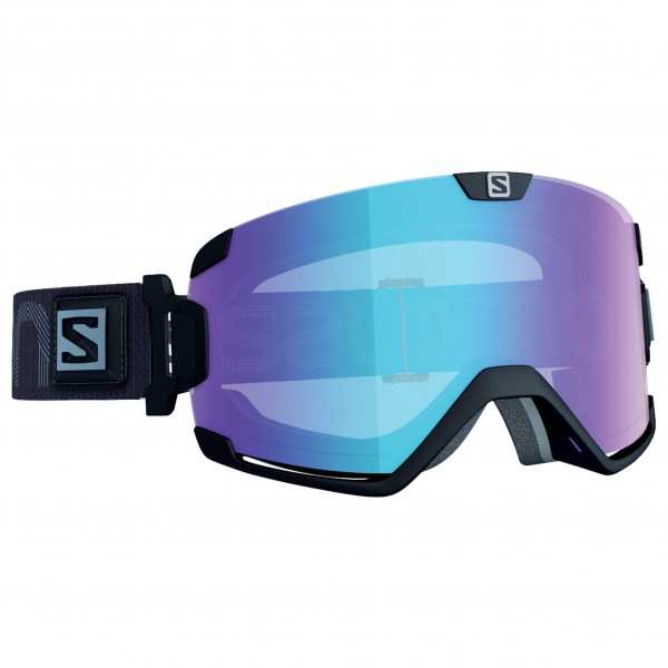 Salomon - Cosmic AFS Otg Photo/All Weather Blue - Skibrille