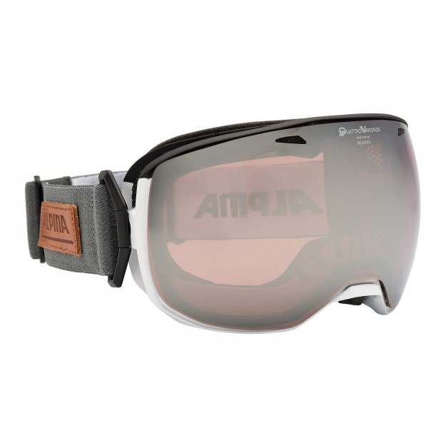 Alpina - Big Horn QLV MM - Masque de ski