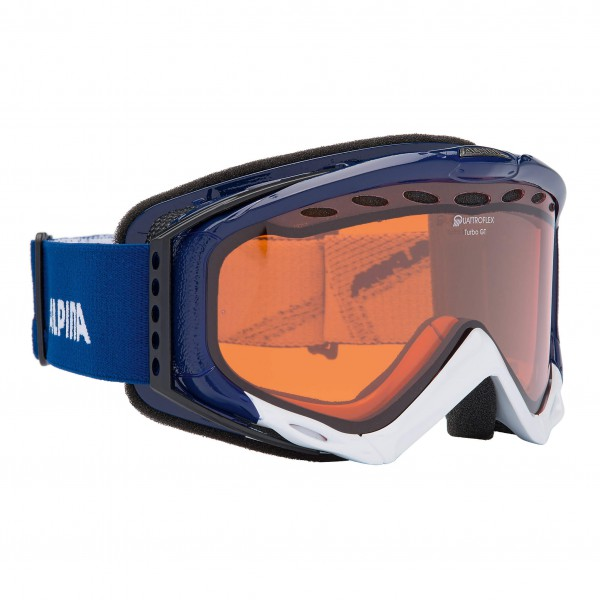 Alpina - Turbo QH - Masque de ski