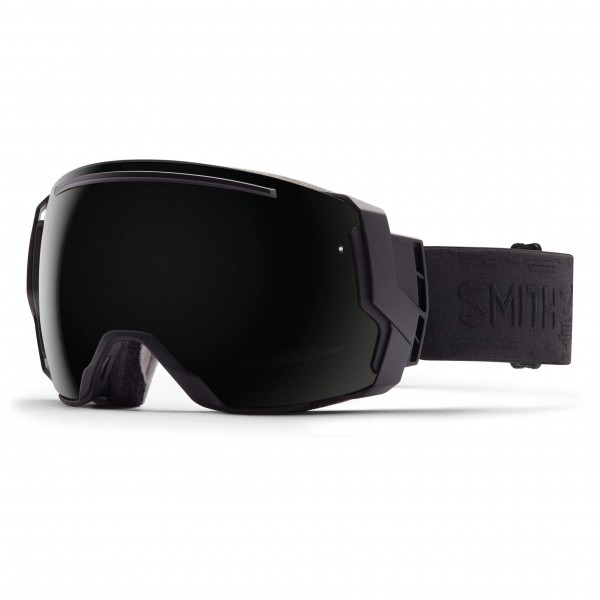 Smith - I/O 7 Blackout / Red Sensor - Ski goggles