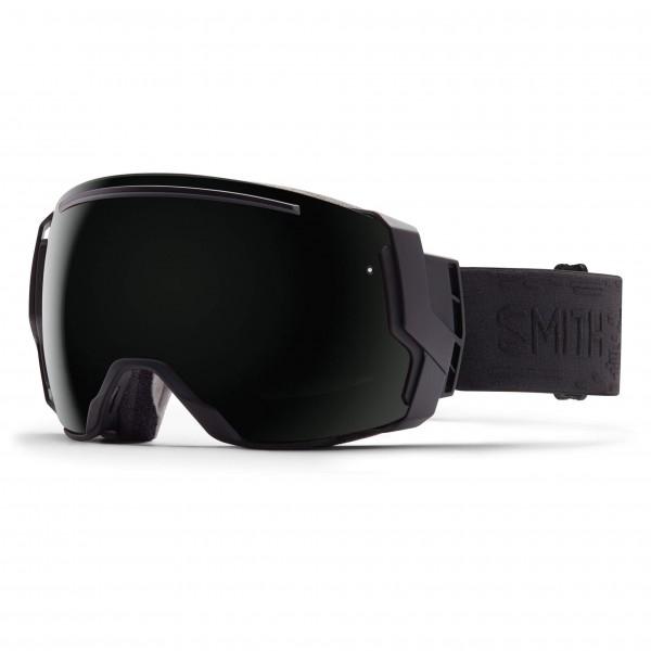 Smith - I/O 7 Blackout / Red Sensor - Skibrille