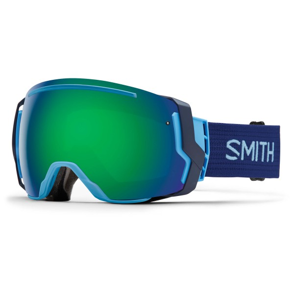 Smith - I/O 7 Green Sol-X / Red Sensor - Ski goggles
