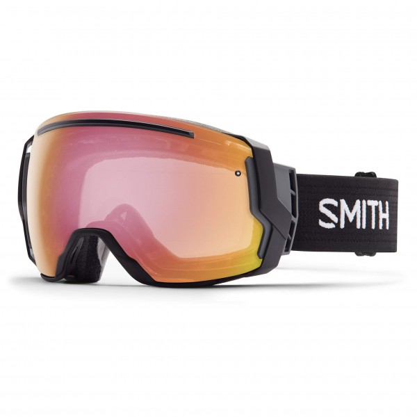 Smith - I/O 7 Photochromic Red Sensor / Blackout - Skibril