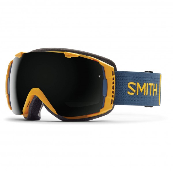 Smith - I/O Blackout / Red Sensor - Skibrille