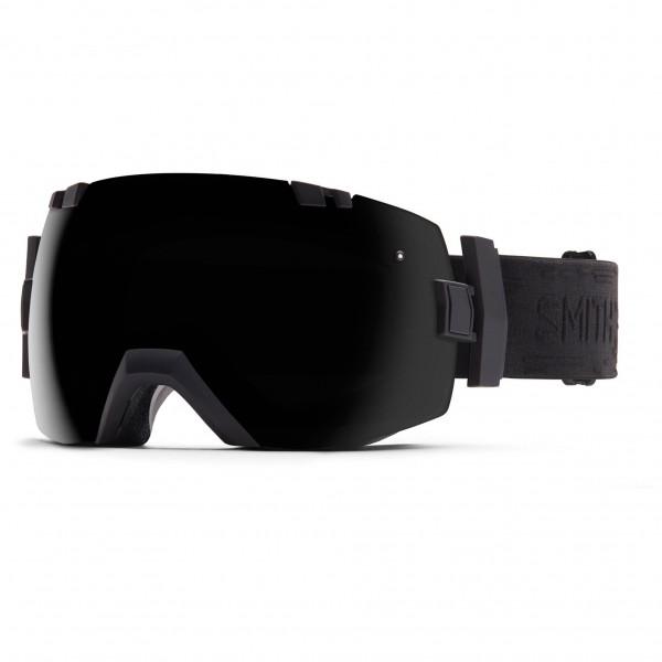 Smith - I/Ox Blackout / Red Sensor - Masque de ski