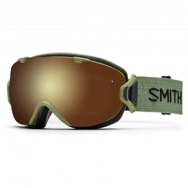 Smith - Women's I/Os Gold Sol-X / Blue Sensor - Skibrille