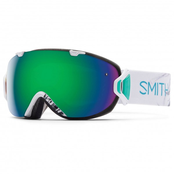 Smith - Women's I/Os Green Sol-X / Red Sensor - Ski goggles