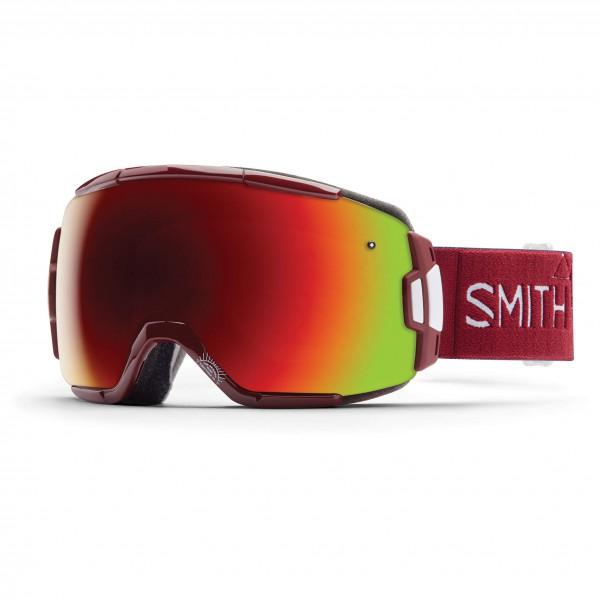Smith - Vice Red Sol-X - Masque de ski
