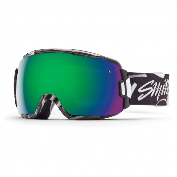 Smith - Vice Green Sol-X - Masque de ski