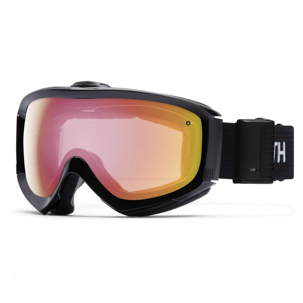 Smith - Prophecy T.Fan Red Sensor - Skibrille