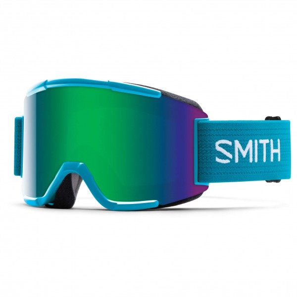 Smith - Squad Green Sol-X - Masque de ski