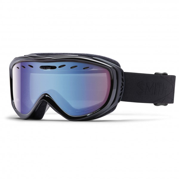 Smith - Women's Cadence Red Sol-X - Ski goggles