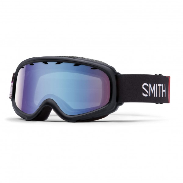 Smith - Kid's Gambler Air Blue Sensor - Masque de ski