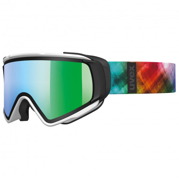 Uvex - Jakk Take Off S1 / Mirror S4  - Skibril