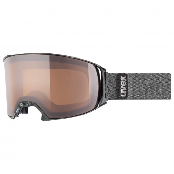 Uvex - Craxx Over The Glasses Polavision S2 - Masque de ski