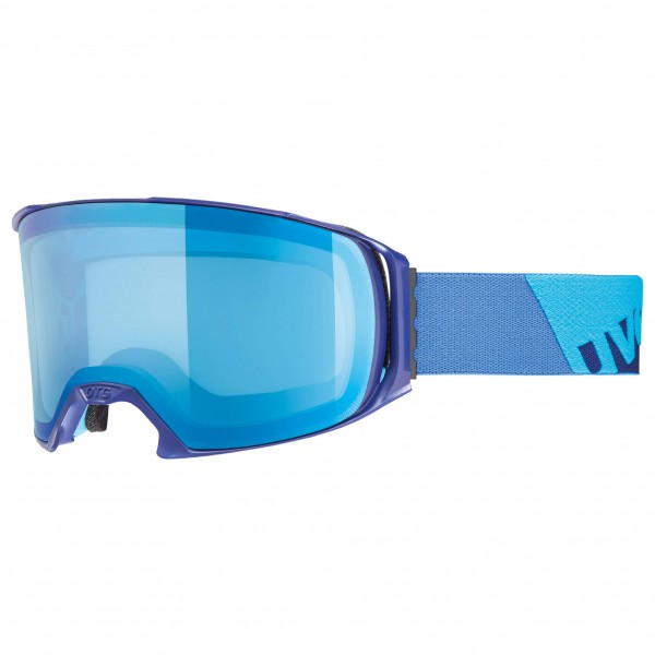 Uvex - Craxx Over the Glasses Full Mirror S1 - Skibrille