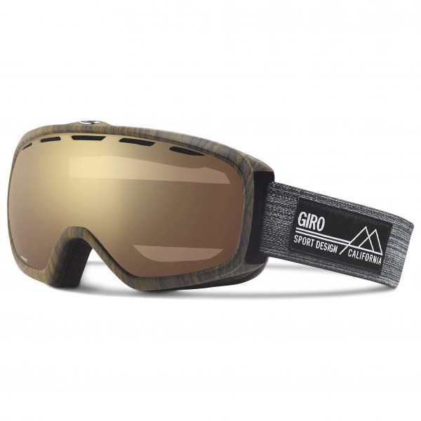 Giro - Basis Amber Gold - Skibril