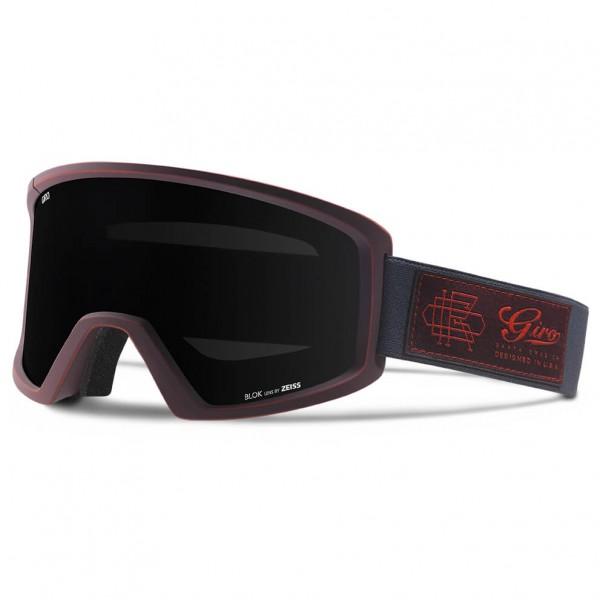 Giro - Blok Black Limo - Ski goggles