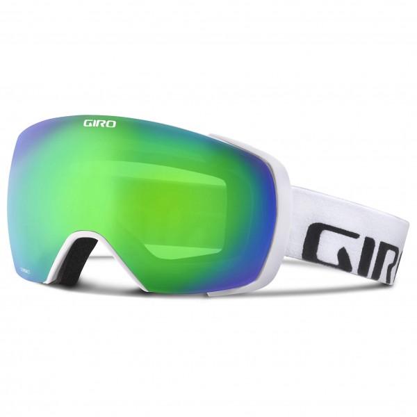Giro - Contact Loden Green / Persimmon Boost - Skibrille