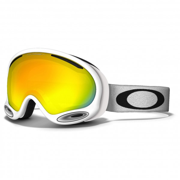 Oakley - Aframe 2.0 Fire Iridium - Ski goggles
