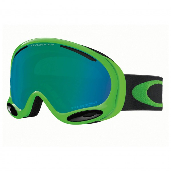 Oakley - Aframe 2.0 Prizm Jade Iridium - Masque de ski