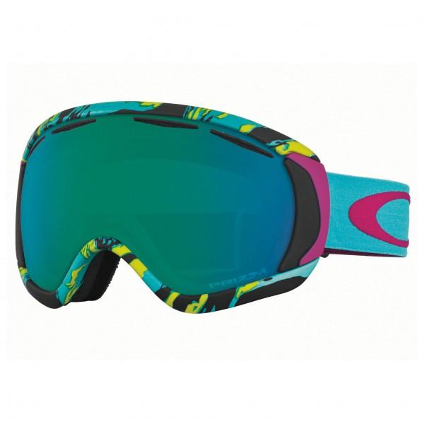Oakley - Canopy Danny Kass Prizm Jade Iridium - Skidglasögon