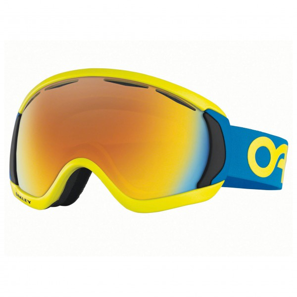 Oakley - Canopy Fire Iridium - Skibrille