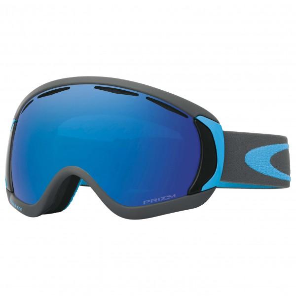 Oakley - Canopy Prizm Sapphire Iridium - Masque de ski