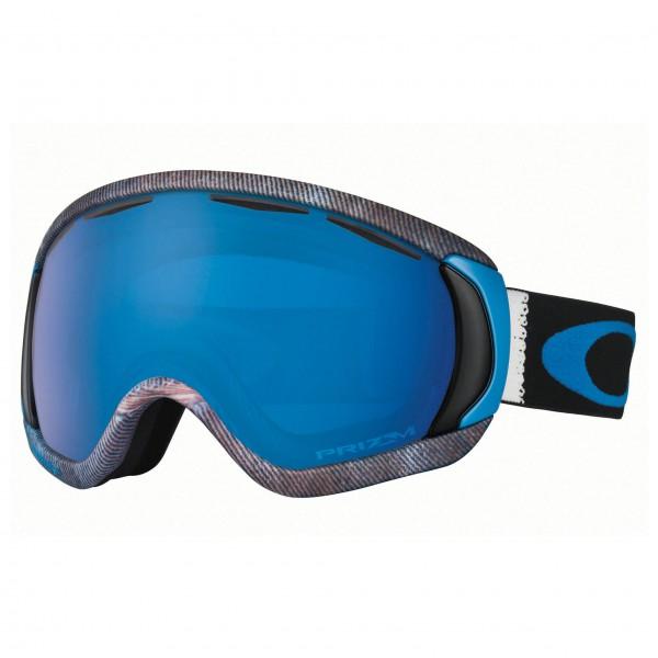 Oakley - Canopy Prizm Sapphire Iridium - Skibrille