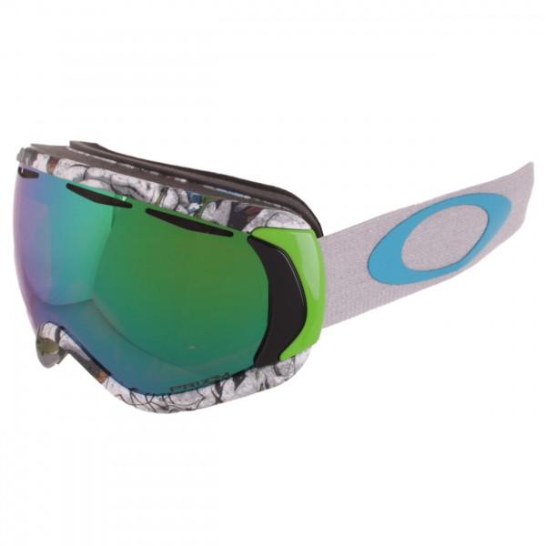 Oakley - Canopy Tanner Hall Prizm Jade Iridium - Ski goggles