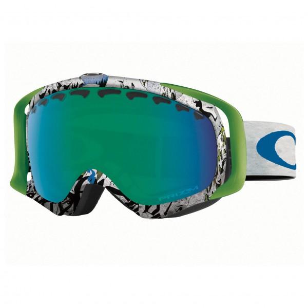 Oakley - Crowbar Tanner Hall Prizm Jade Iridium - Skibrille