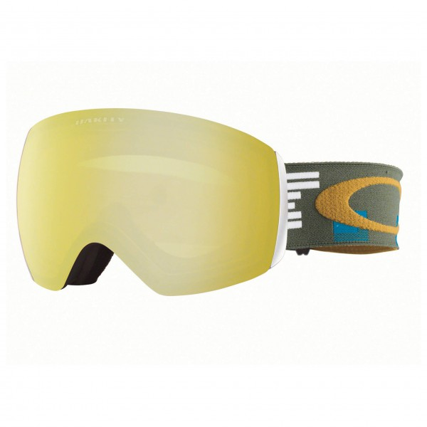 Oakley - Flight Deck 24k Iridium - Skibril