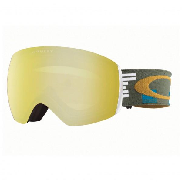 Oakley - Flight Deck 24k Iridium - Masque de ski