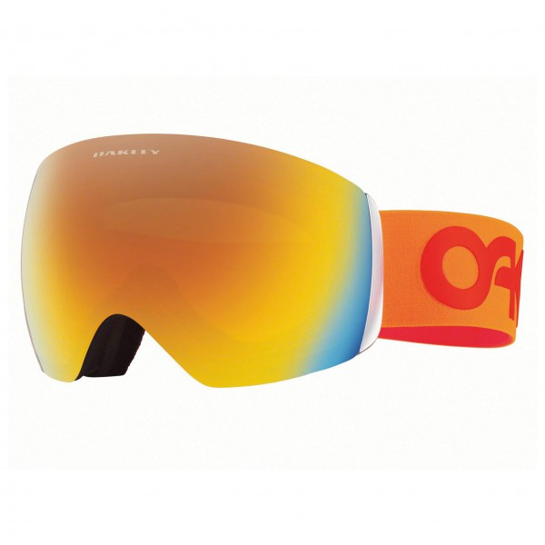 Oakley - Flight Deck Fire Iridium - Skibril