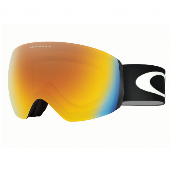 Oakley - Flight Deck XM Fire Iridium - Masque de ski