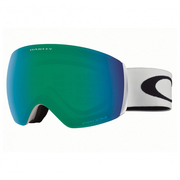 Oakley - Flight Deck XM Prizm Jade Iridium - Masque de ski