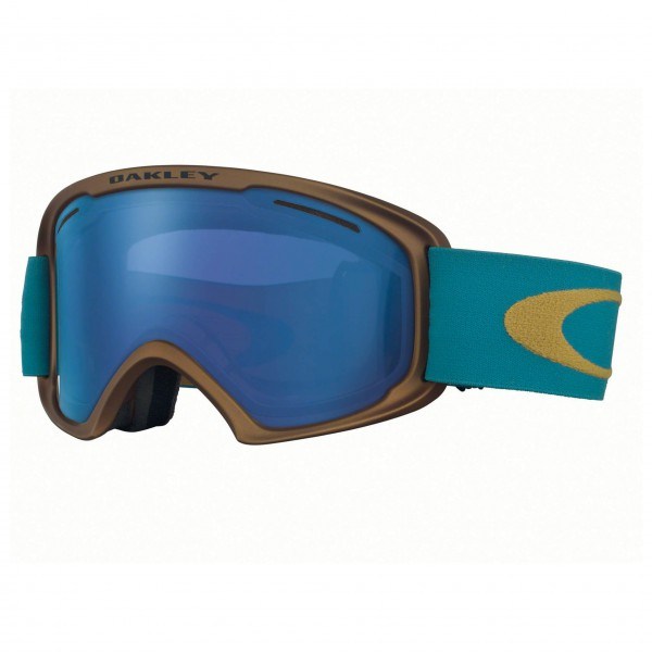 Oakley - O2 XL Black Iridium - Skibril