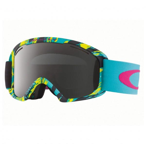 Oakley - O2 XL Danny Kaas Dark Grey - Masque de ski