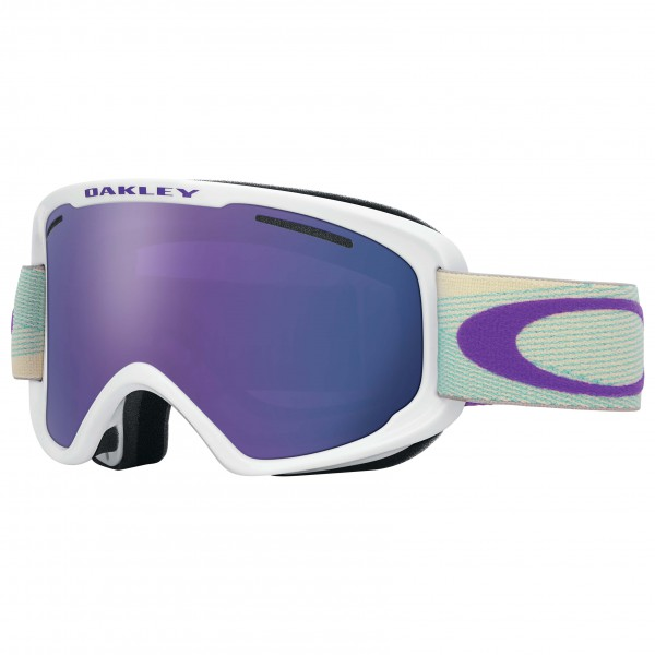 Oakley - O2 XM Violet Iridium - Skibril